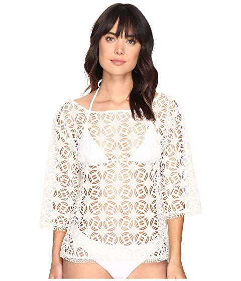 Nicole Miller La Plage By Nicole Miller Crochet Beach Cover Up At 6pm