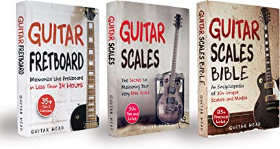 Guitar Scales Workshop: 3 in 1 : How To Solo Like a Guitar God Even If You Don't Know Where to Start + A Simple Way to Create Your Very First Solo (Guitar Scales Mastery)