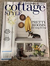 Better homes & garden cottage style magazine (pretty homes for easy living) fall/winter 2019
