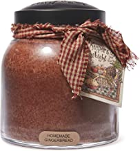 A Cheerful Giver Homemade Gingerbread 34 oz. Papa Jar Candle