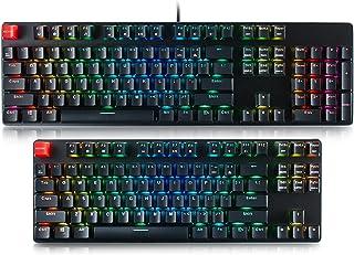 9a679096ed5 Glorious Modular Mechanical Gaming Keyboard - Full Size (104 Key) - RGB LED  Backlit