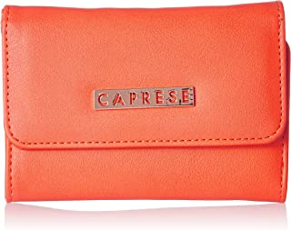 Caprese Prunela Women's Wallet (Orange)