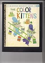 Little Golden Book #436-The Color Kittens