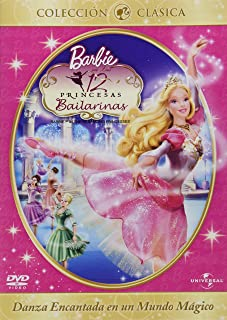 Barbie: En las 12 Princesas(Barbie - In The 12 Dancing Pri)