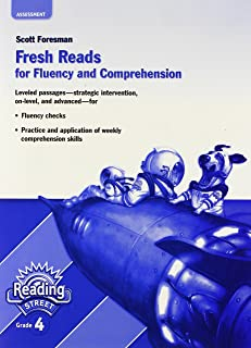 READING 2011 FRESH READS FOR FLUENCY AND COMPREHENSION GRADE 4