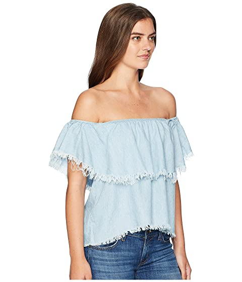 Mumu Chiquita Light tu Muéstrame Top Chambray wSFY5x