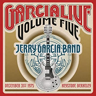 GarciaLive Volume Five: December 31st, 1975 Keystone Berkeley
