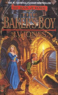 The Baker's Boy (Book of Words 1)