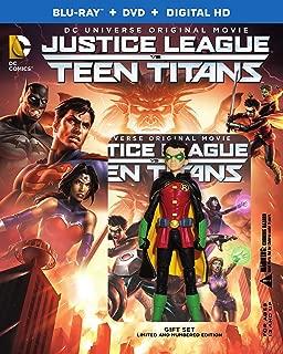 Justice League vs Teen Titans DE (BD)