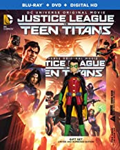 Justice League vs Teen Titans DE (BD)