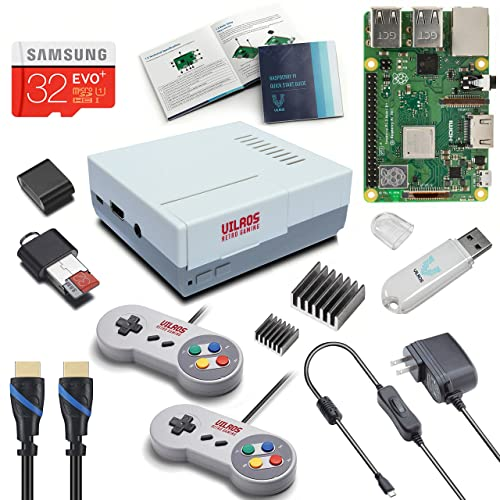 Raspberry Pi Arcade Kit: Amazon com