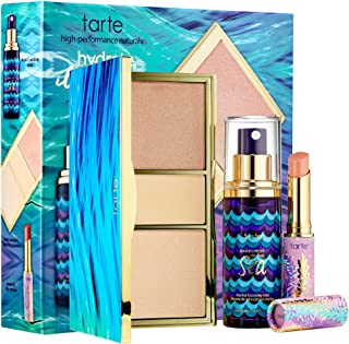 """Hydrate, Illuminate, Glow Beauty Essentials Set - Rainforest of the Sea"""" Collection"""