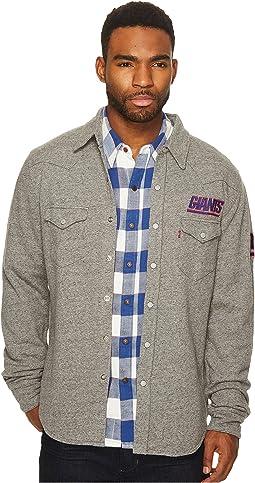 NY Giants NFL Western Sweatshirt