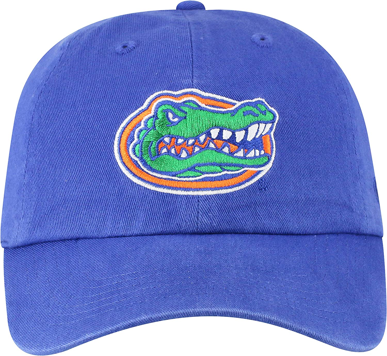 Elite Fan Shop NCAA Kids Hat Adjustable Relaxed Fit Team
