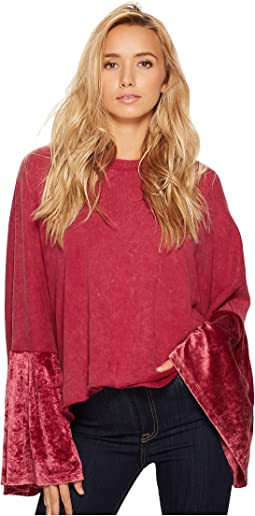 Free People - Sleeves Glorious Sleeves Pullover