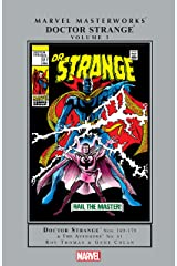 Doctor Strange Masterworks Vol. 3 (Doctor Strange (1968-1969)) (English Edition) eBook Kindle