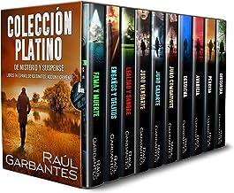 Colección platino de misterio y suspense: libros en español de asesinatos, acción y crímenes (Spanish Edition)