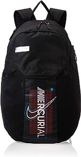 [ナイキ(NIKE)] マーキュリアル バックパック BA6556 010 ブラック/Rクリムゾン MISC