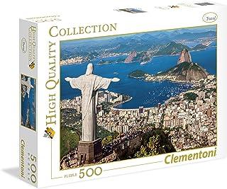 Clementoni - Puzzle 500 Piezas Rio de Janeiro (35032)