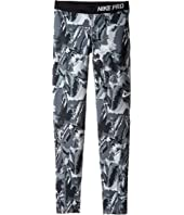 Nike Kids - Pro Hyperwarm Tight AOP3 (Little Kids/Big Kids)