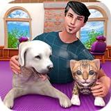 my pet care hotel - jogo de resgate e abrigo de animais, seja um veterinário e zelador em jogos de gatos e cães grátis para crianças