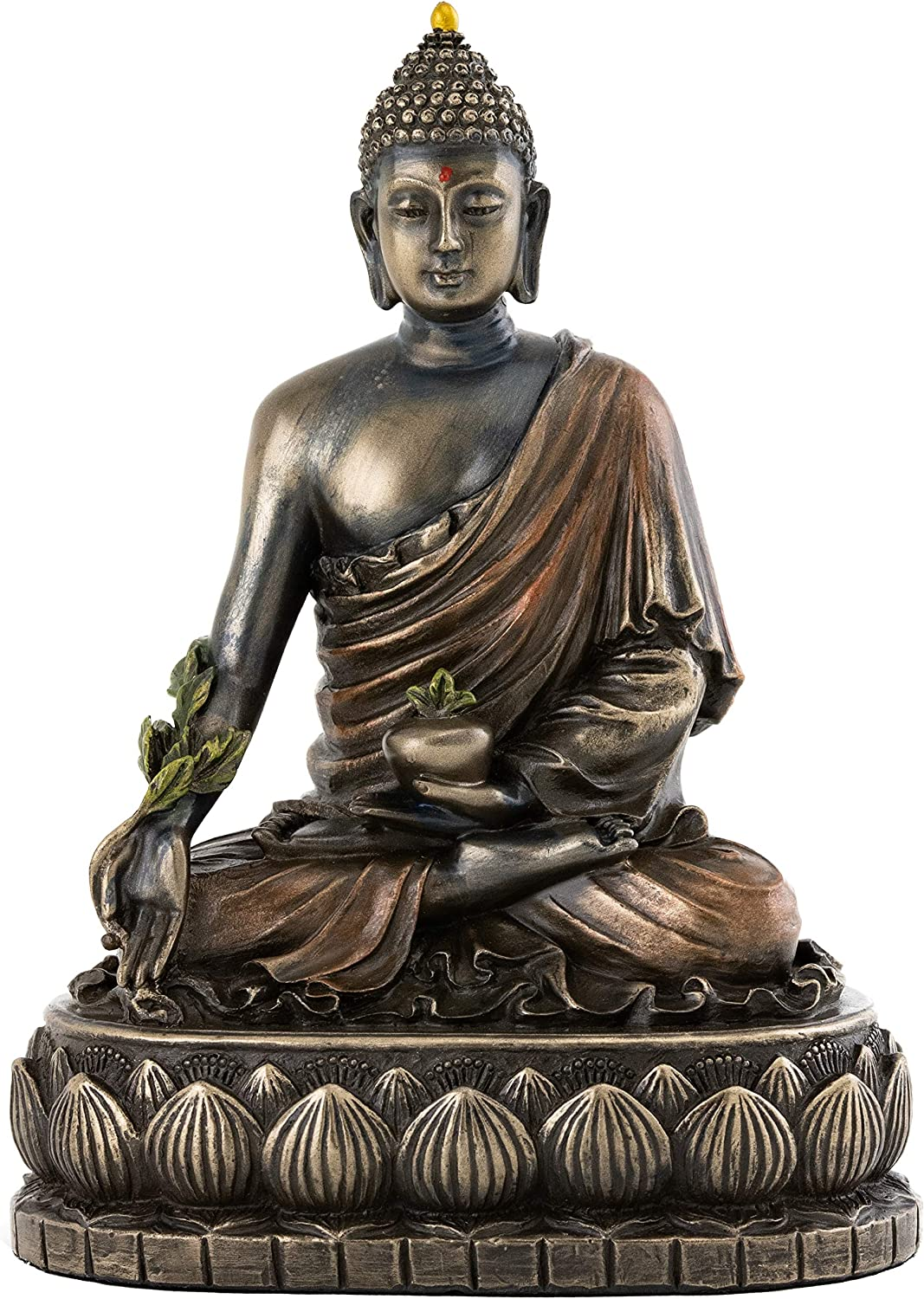 Top Collection Medicine Our shop Fresno Mall most popular Buddha Statue Sculpt Healing of -