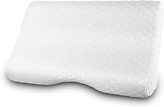 枕 低反発まくら 快眠枕 安眠枕 人間工学設計 6個磁石入り 健康枕 肩こり対策 頚椎サポート 洗えるカバー 通気性 抗菌防臭