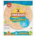 Mission 10 Inch Carb Balance Wheat Burrito Tortilla, 8 ct, 20 oz