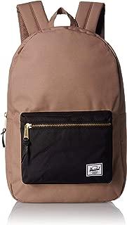 Herschel Settlement Backpack, pine Bark/Black, One Size
