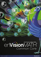 Envision Math 2012 Common Core Grade 5 Student Edition with Digital Access: 1 Student Edition and 1 Student License 6 YR