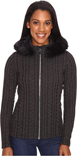 Obermeyer - Sadie Cable Knit Jacket