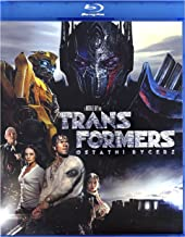 Transformers: The Last Knight [Blu-Ray] [Region Free] (English audio. English subtitles)