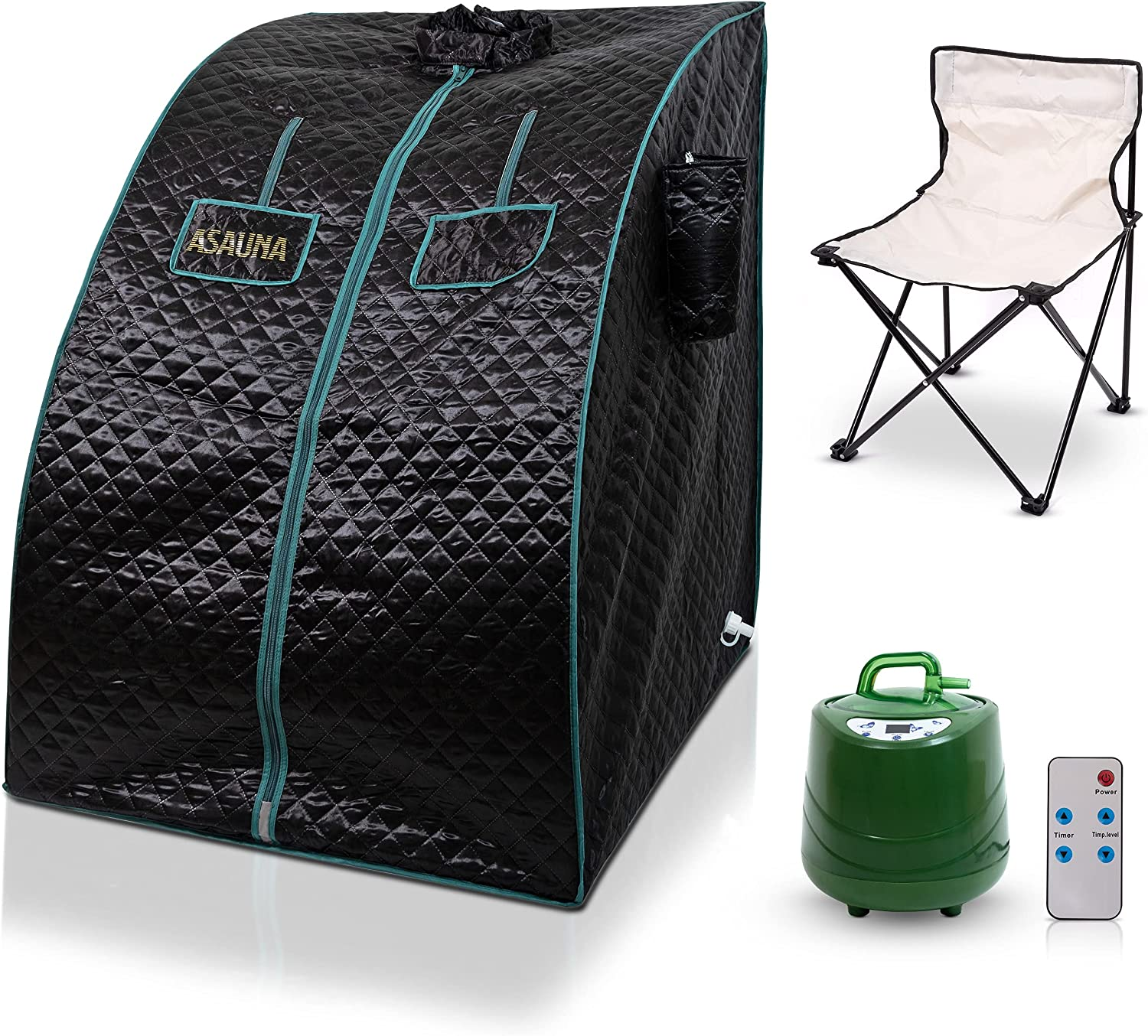 Asauna Portable Large-scale sale Steam Sauna Home fo All items free shipping Personal Lightweight