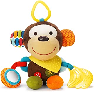 Skip Hop SH306201 Bandana Buddies Activity Toy