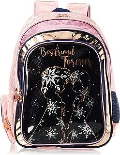 حقيبة مدرسية للبنات من ديزني، TRBT822B، متعدد الالوان