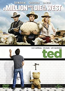 A Million Ways To Die In The West/Ted