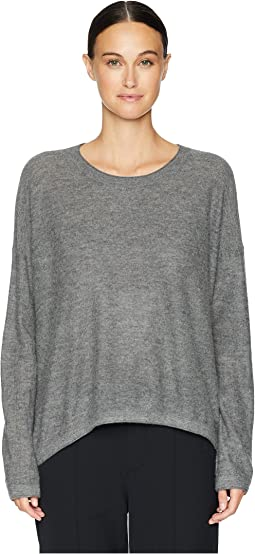 Open Neck Pullover