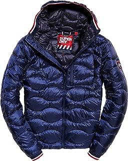 Superdry Men's Quilt Hooded Jacket