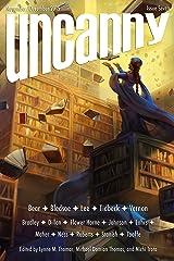 Uncanny Magazine Issue 7: November/December 2015 Kindle Edition