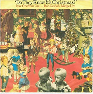 Do They Know It's Christmas - One Year On