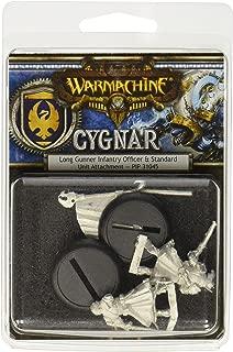 Privateer Press Warmachine: Cygnar Long Gunner Unit Attachment Model Kit