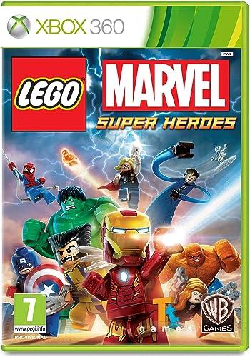 LEGO Marvel Super Heroes - Xbox 360 - [Edizione: Regno Unito]