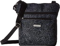 Crossbody Bag w/ RFID Wristlet