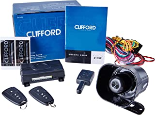 Clifford Matrix +1.2 1-Way Security Alarm System. photo