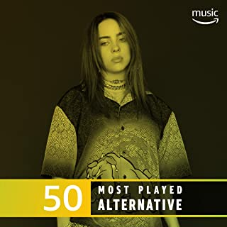 The Top 50 Most Played: Alternative