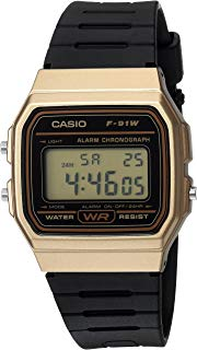 Casio Men's Data Bank Quartz Watch with Resin Strap,...