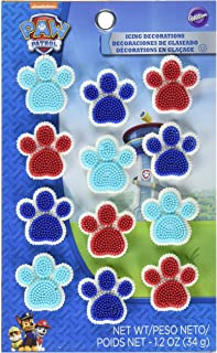 Best Wilton Icing Decorations 12/Pkg-Paw Patrol, Assorted Review