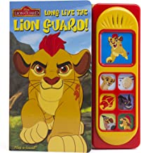 Disney - Lion Guard Little Sound Book - PI Kids