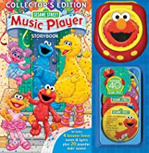 Sesame Street Music Player/40th Anniversary Collector's Edition (Music Player Storybook)