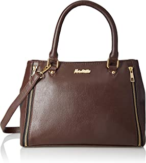 Verobelle Women Fashion Synthetic Leather Handbags Top Handle